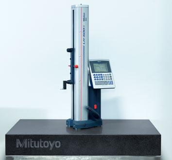 Officina Sasco - Sala metrologica - LH-600 E Mitutoyo, Altimetro