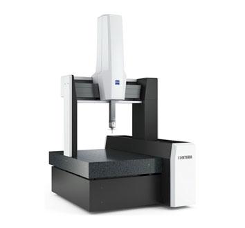 Officina Sasco - Sala metrologica - Banco di misurazione Zeiss Contura